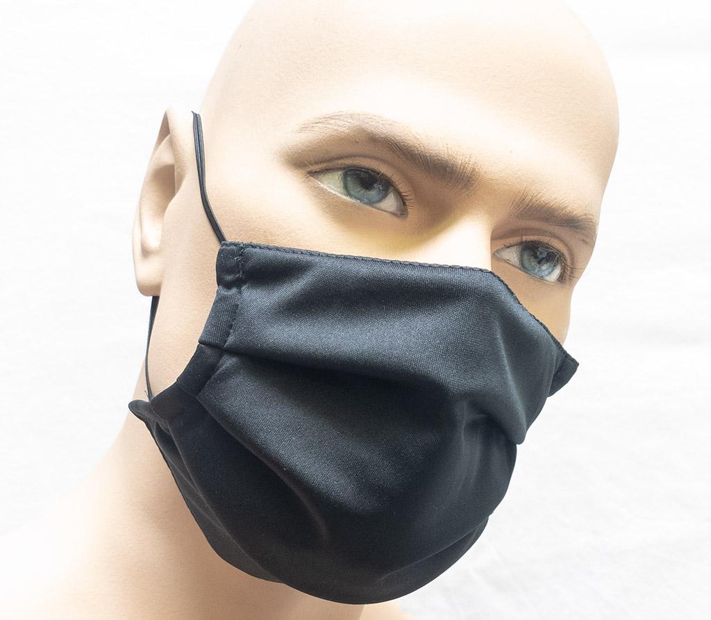 Spira Protekto Behelfsmaske mit POLYGIENE VIRALOff® – wasserabweisend – Modell SP02