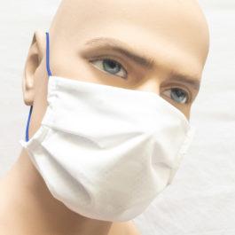 Spira Protekto Behelfsmaske mit POLYGIENE VIRALOff® – wasserabweisend – Modell SP02-Sommerversion