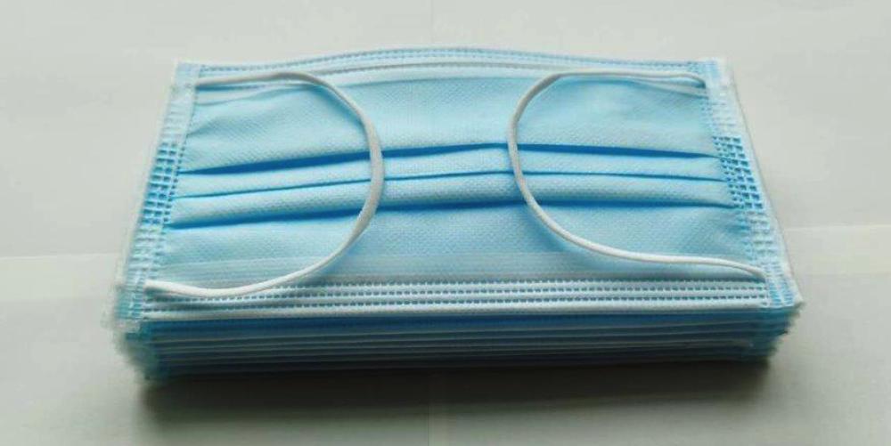 Spira Protekto Behelfsmaske – wasserabweisend – Modell SP01/1 – 5er Pack