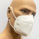 Spira Protekto Behelfsmaske mit POLYGIENE VIRALOff® – Modell SP08