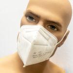 Spira Protekto Community Mask with POLYGIENE ViralOff® – Model SP08