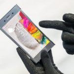 ViralOff® Handschuhe von Spira Protekto mit POLYGIENE ViralOff® – für Touchscreen, Noppen – H03